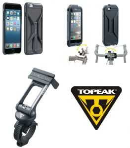 Supporto Topeak Apple Iphone 6 Plus